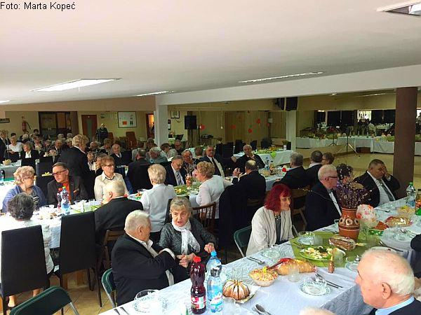 Spotkanie Wielkanocne dla seniorów w Łomży