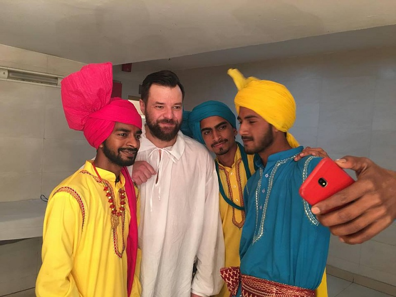 """""""Balladyna"""" przyjęta owacyjnie w Indiach"""