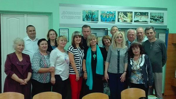 Aktywni seniorzy z ukraińskiego UTW
