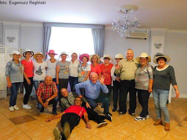Kolneńscy seniorzy nie rdzewieją