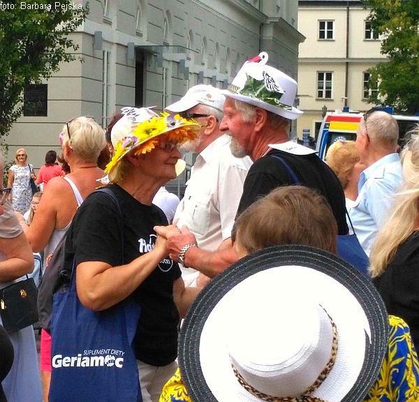 UTW Boćki na Paradzie Seniorów