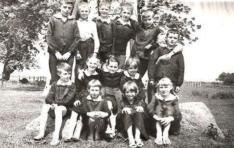 Szkoła z moich dawnych lat