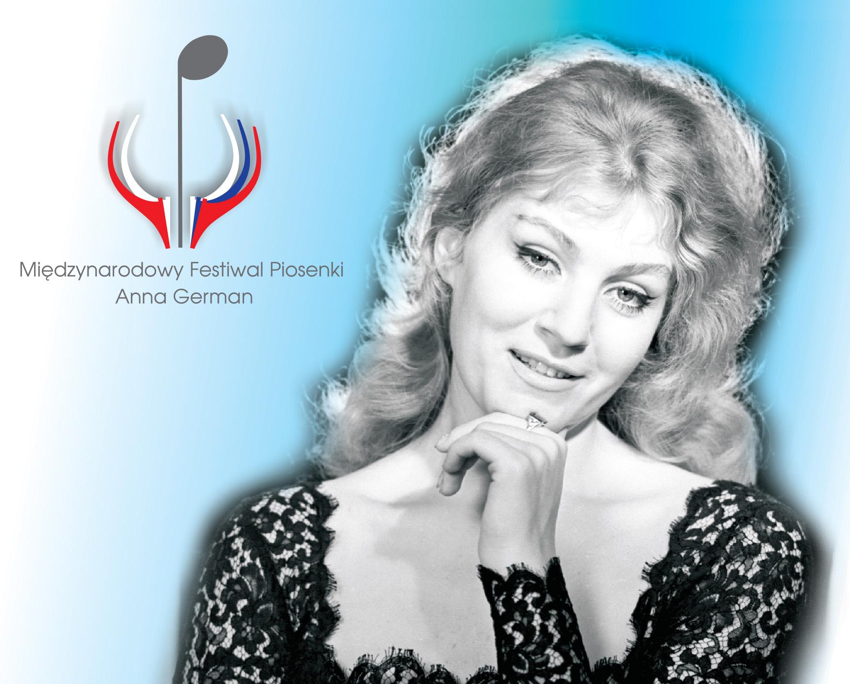 """Międzynarodowy Festiwal Piosenki """"Anna German"""""""