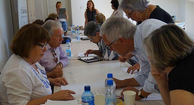 Seniorzy debatują