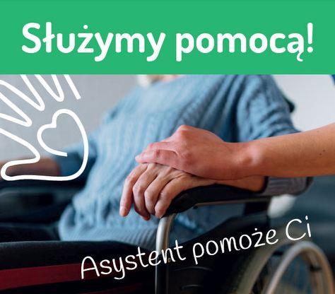 Asystent osób starszych i z niepełnosprawnością w łomżyńskim Ratuszu