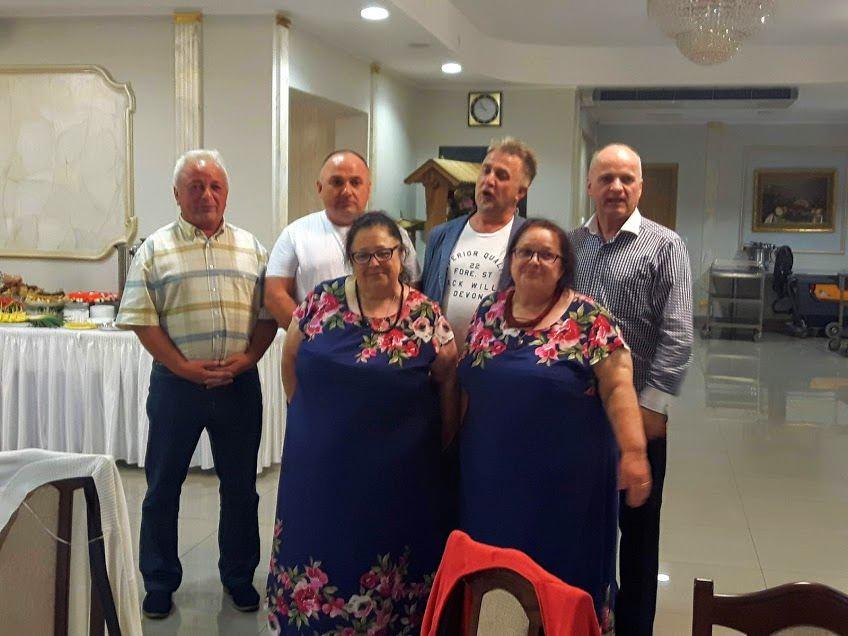 Zjazd rodzinny – scalanie przez spotkanie