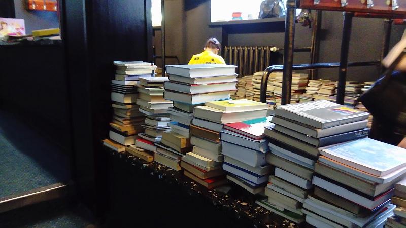 Osiem nowel na Ósme Narodowe Czytanie