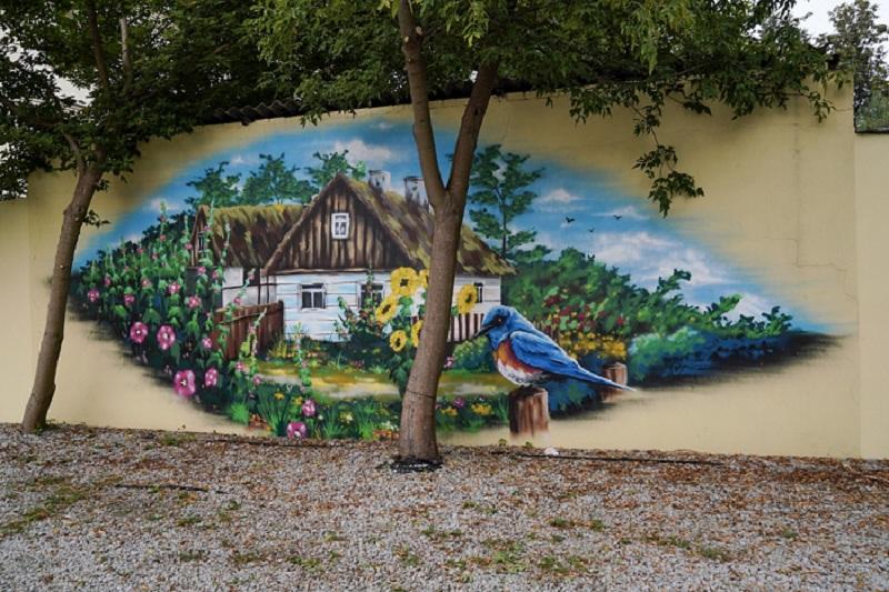 Szlak białostockich murali