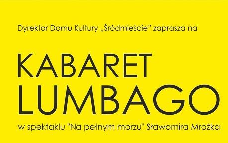 Kabaret Lumbago