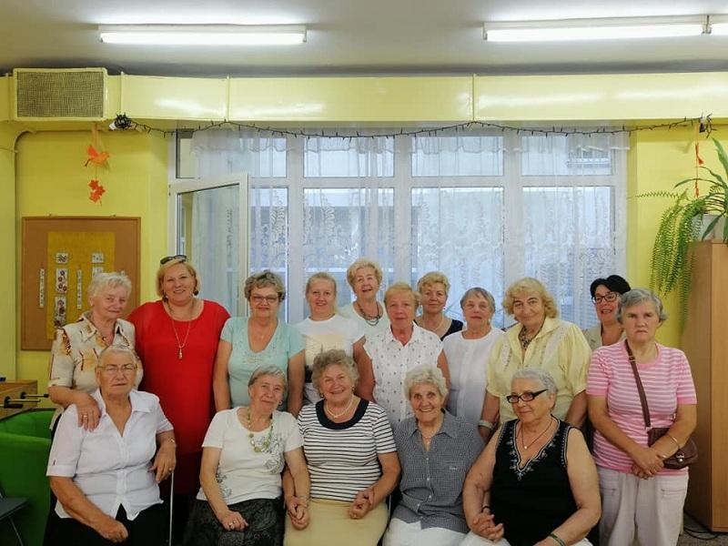 Dzienne wsparcie seniorów