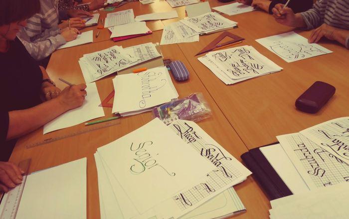Pisz piórem – kaligrafuj