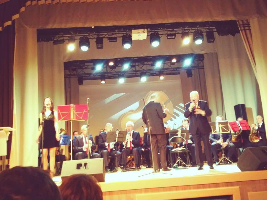Magiczny koncert w Grodnie