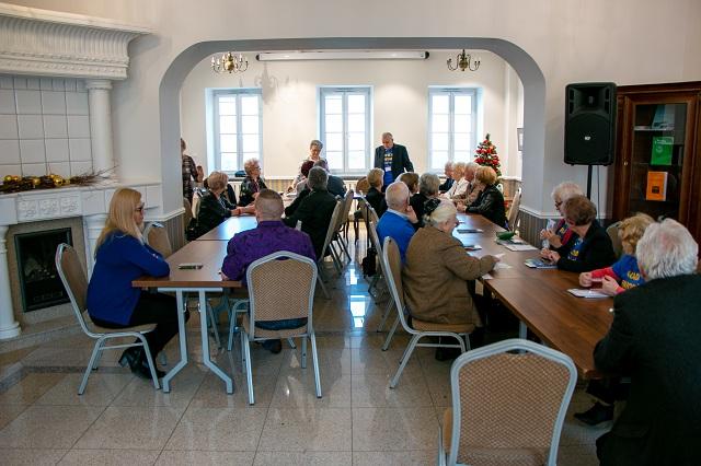 Rady Seniorów z Łomży i Ostrołęki zainicjowały współpracę