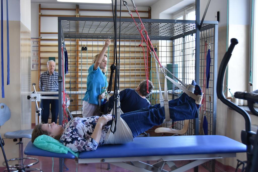 Rehabilitacja dla mieszkańców