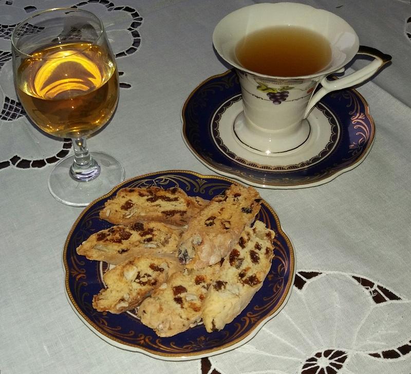 Biscotti – beztłuszczowe ciasteczka