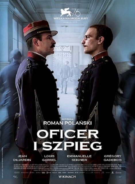 """Oficer i szpieg"" w DKF Seniora"