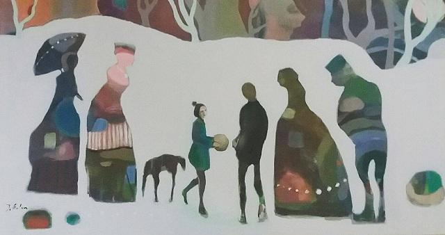 Wystawa malarstwa Joanny Golan