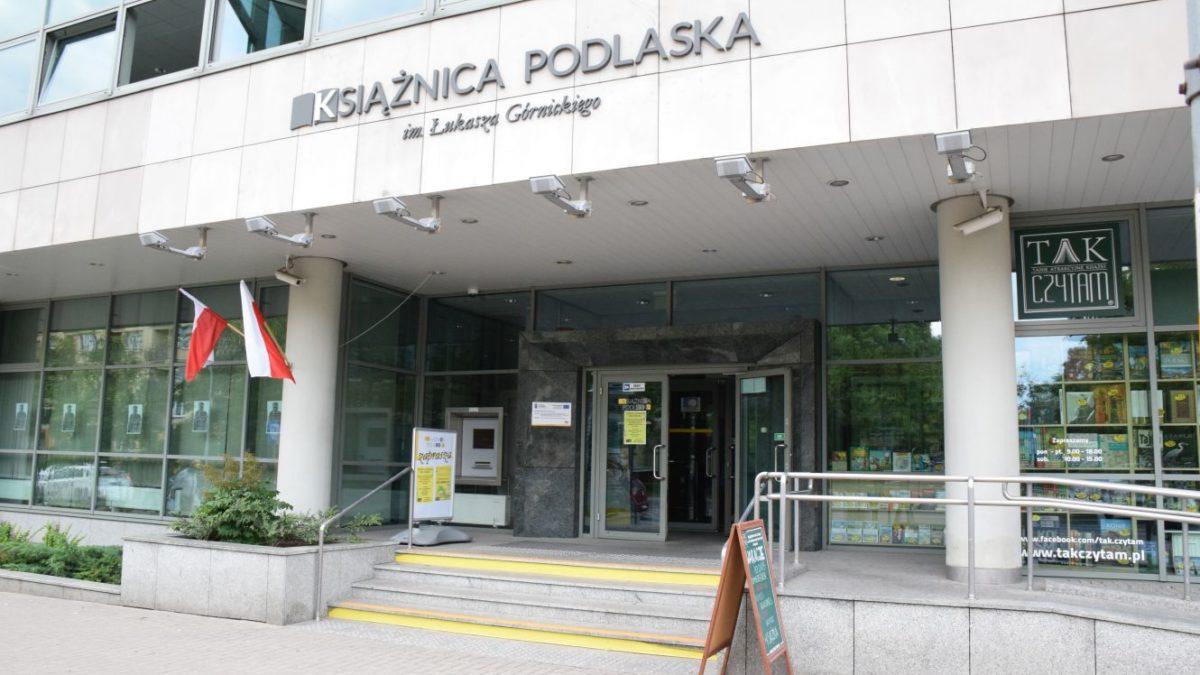"""Książnica Podlaska z dofinansowaniem w ramach programu """"Kultura w sieci"""""""