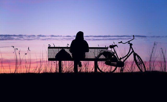 Samotność boli