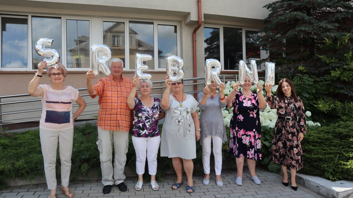"""Gazeta Seniora """"Srebrni"""""""