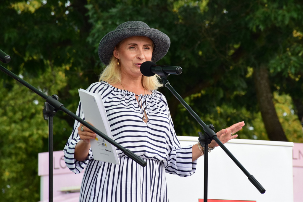 Magdalena Gołaszewska-dziennikarka