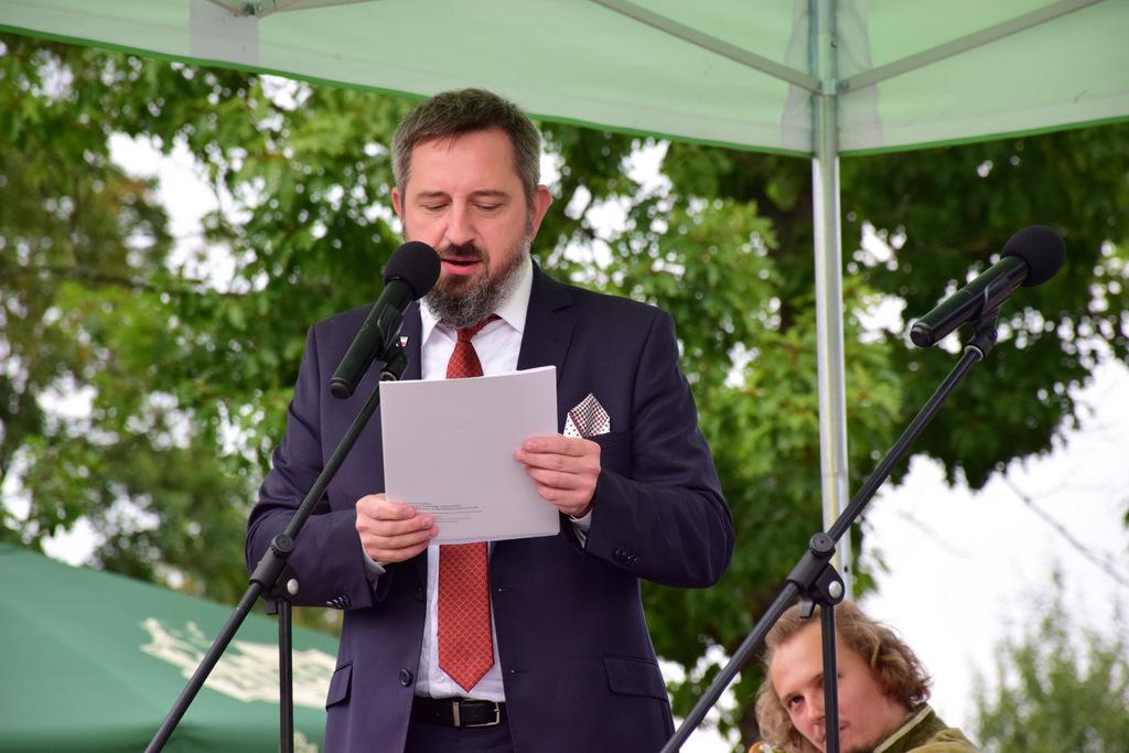 dr Radosław Dobrowolski-Burmistrz Supraśla