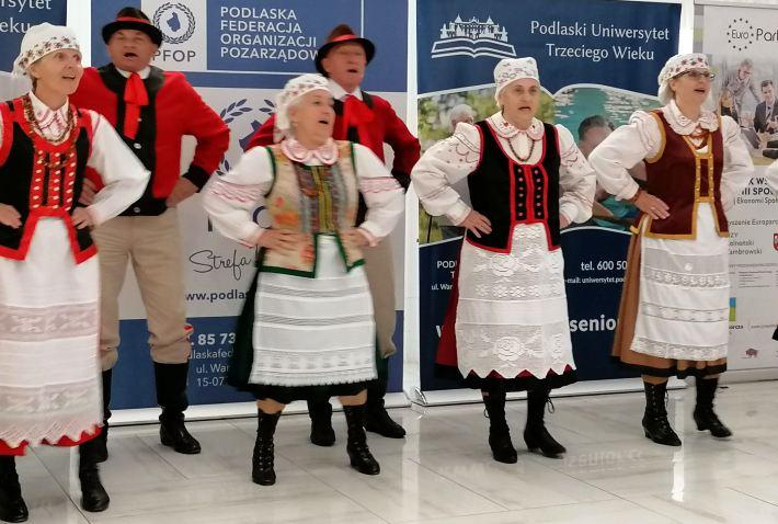 II Łomżyńskie Forum Seniora