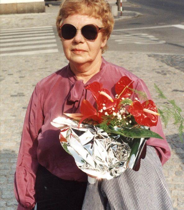 Anna Markowa – wybrała Białystok, literaturę i radio