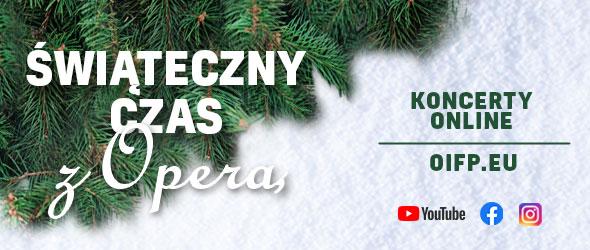 Sylwester i Nowy Rok z Operą Podlaską