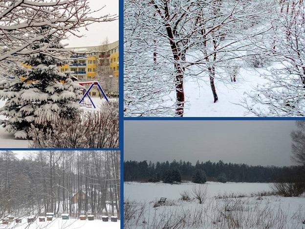 Pani Zima – wiersz Haliny Wiszowatej