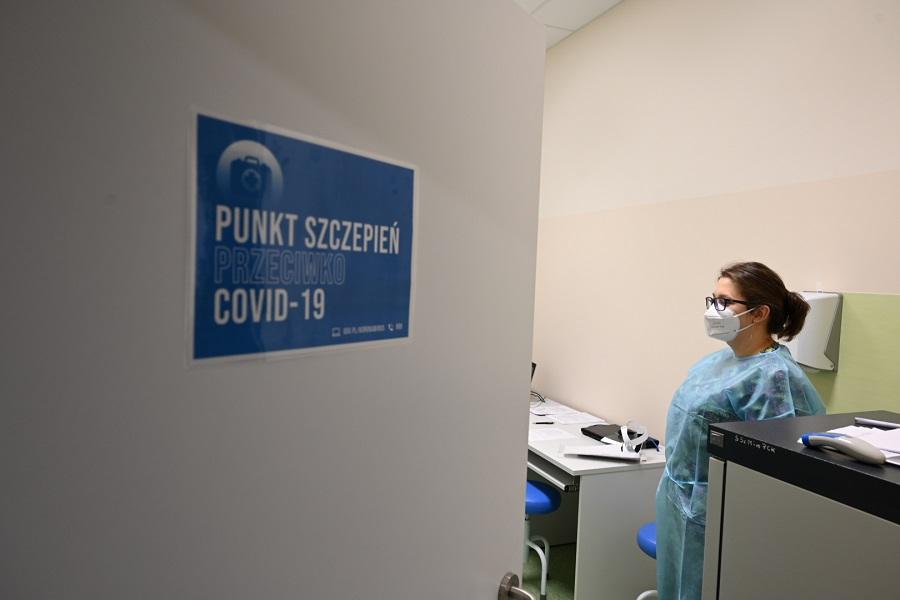 Białystok pomoże dotrzeć seniorom na szczepienia