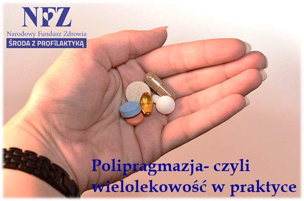 Warsztaty online z polipragmazji w Podlaskim NFZ