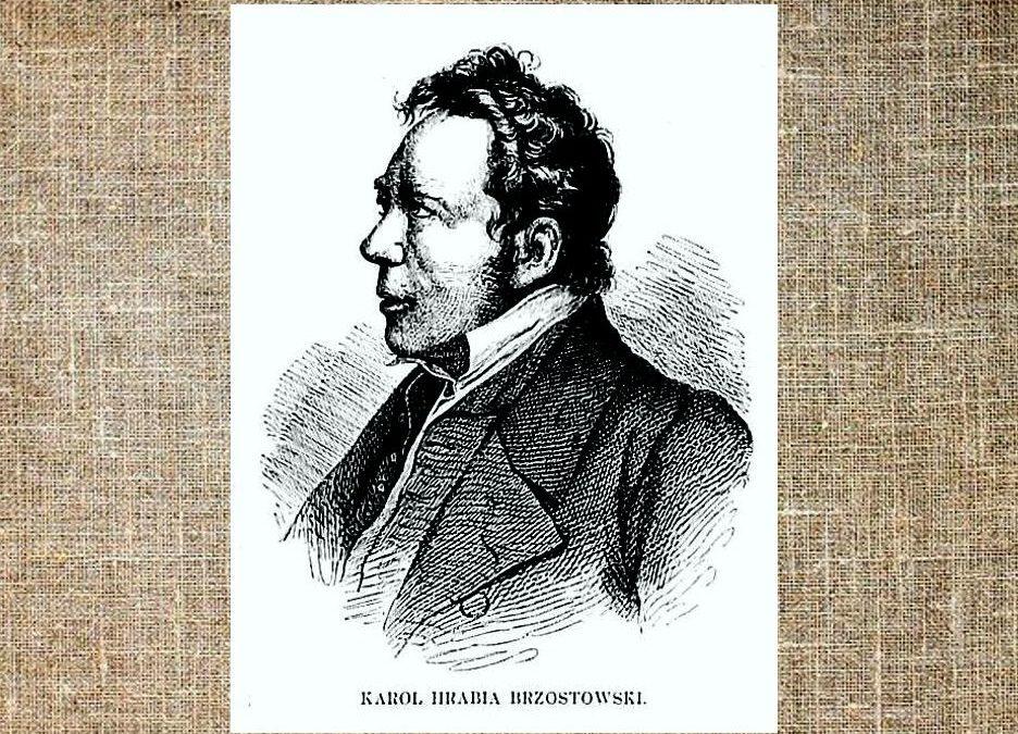 Karol Hrabia Brzostowski – w 225. rocznicę Jego urodzin