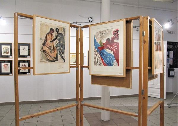 obrazy Salvadora Dali