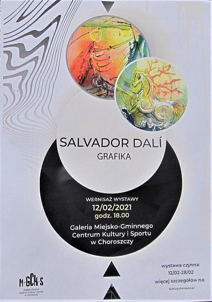 Salvador Dali w Choroszczy
