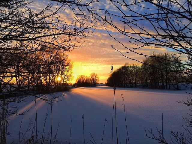 Zimowy krajobraz – wiersze Zofii Jakubowskiej