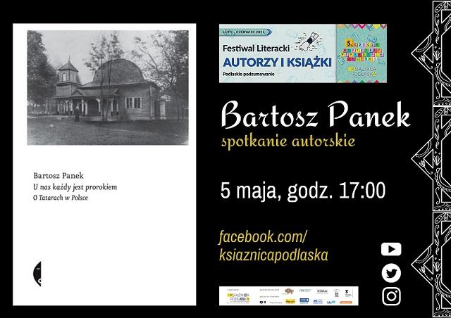 Spotkanie z Bartoszem Pankiem