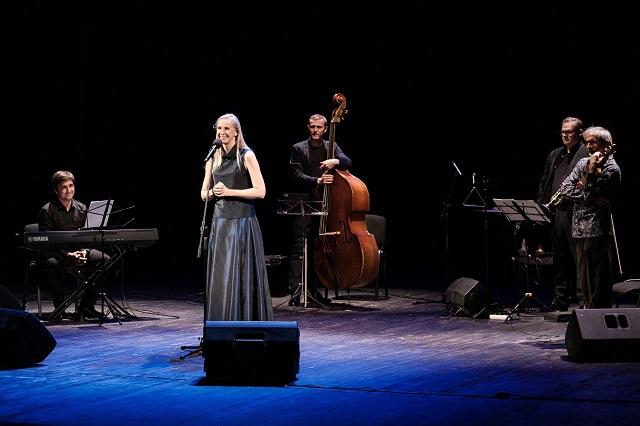 recital Magdaleny Warzechy - fot. Bartek Warzecha