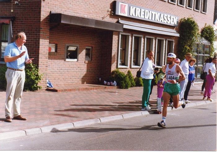 Na trasie maratonu