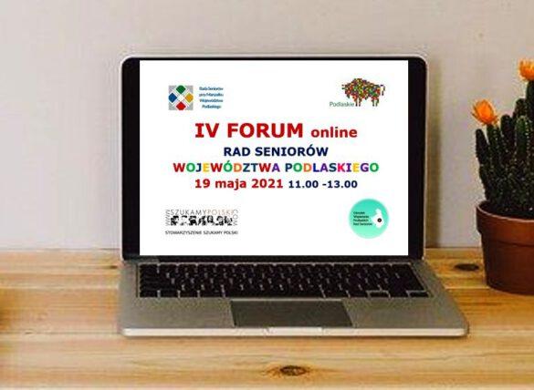 IV Forum Rad Seniorów Województwa Podlaskiego za nami