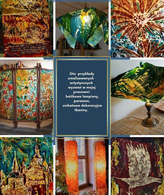 Batik - grafika
