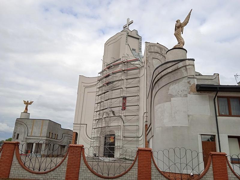 Kościół w Grajewie