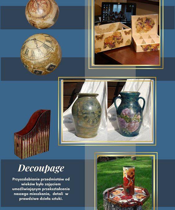 Decoupage - grafika