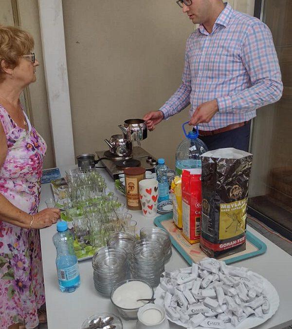 Warsztaty parzenia herbaty po turecku