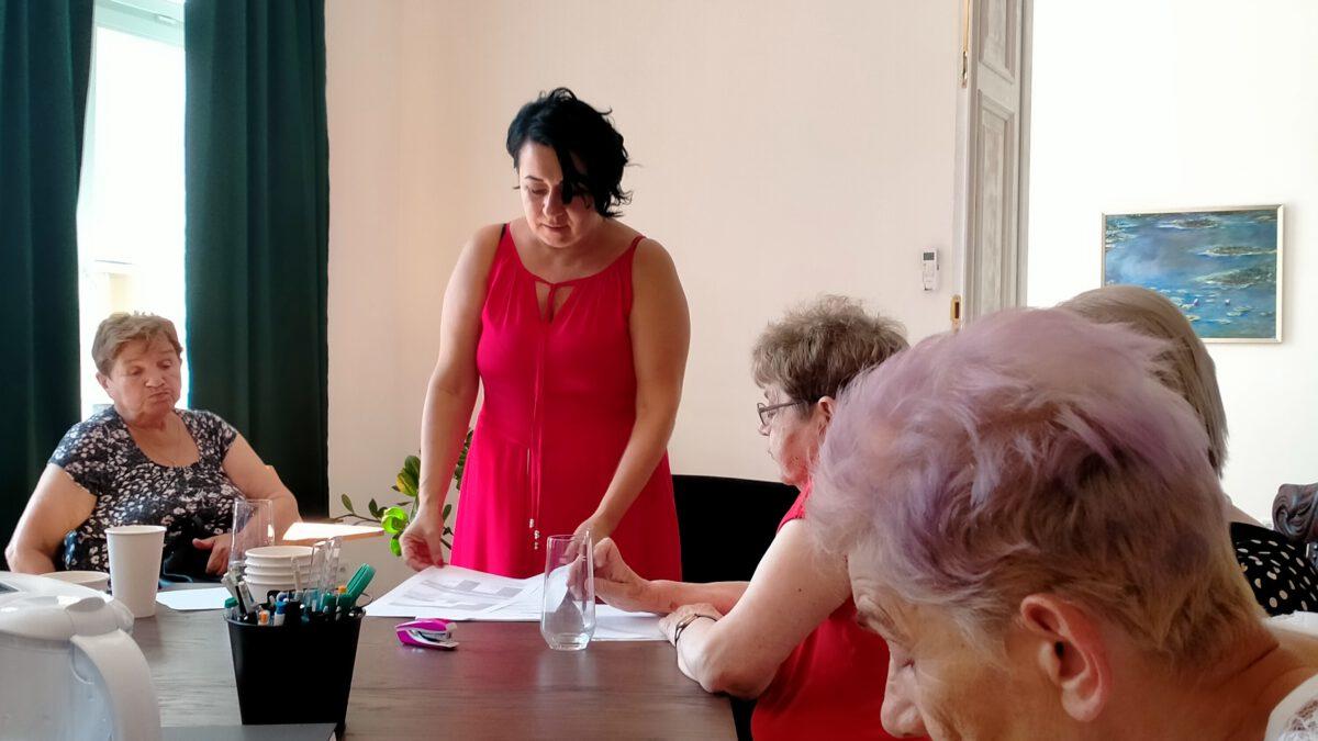 Dla zdrowej i lepszej starości białostockich seniorów