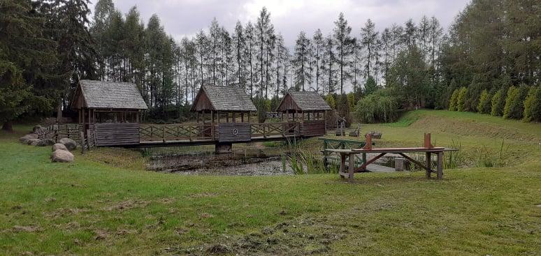 Fragment Osady Prusko-Jaćwieskiej