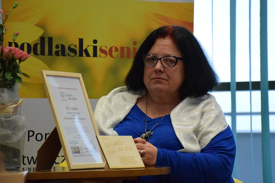 Jadwiga Zgliszewska - laureatka