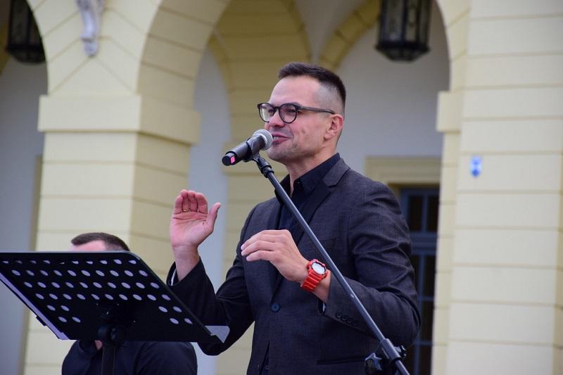 Koncert zespołu Zimne dranie - Maciej Nerkowski