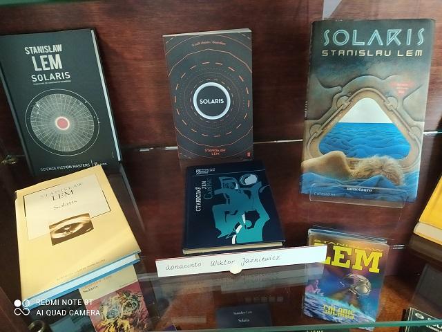 SOLARIS-wybrane inne wydania