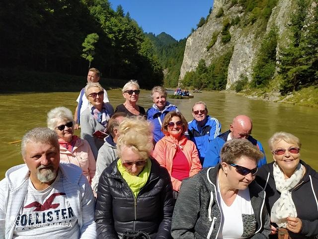 Dunajec nas oczarował